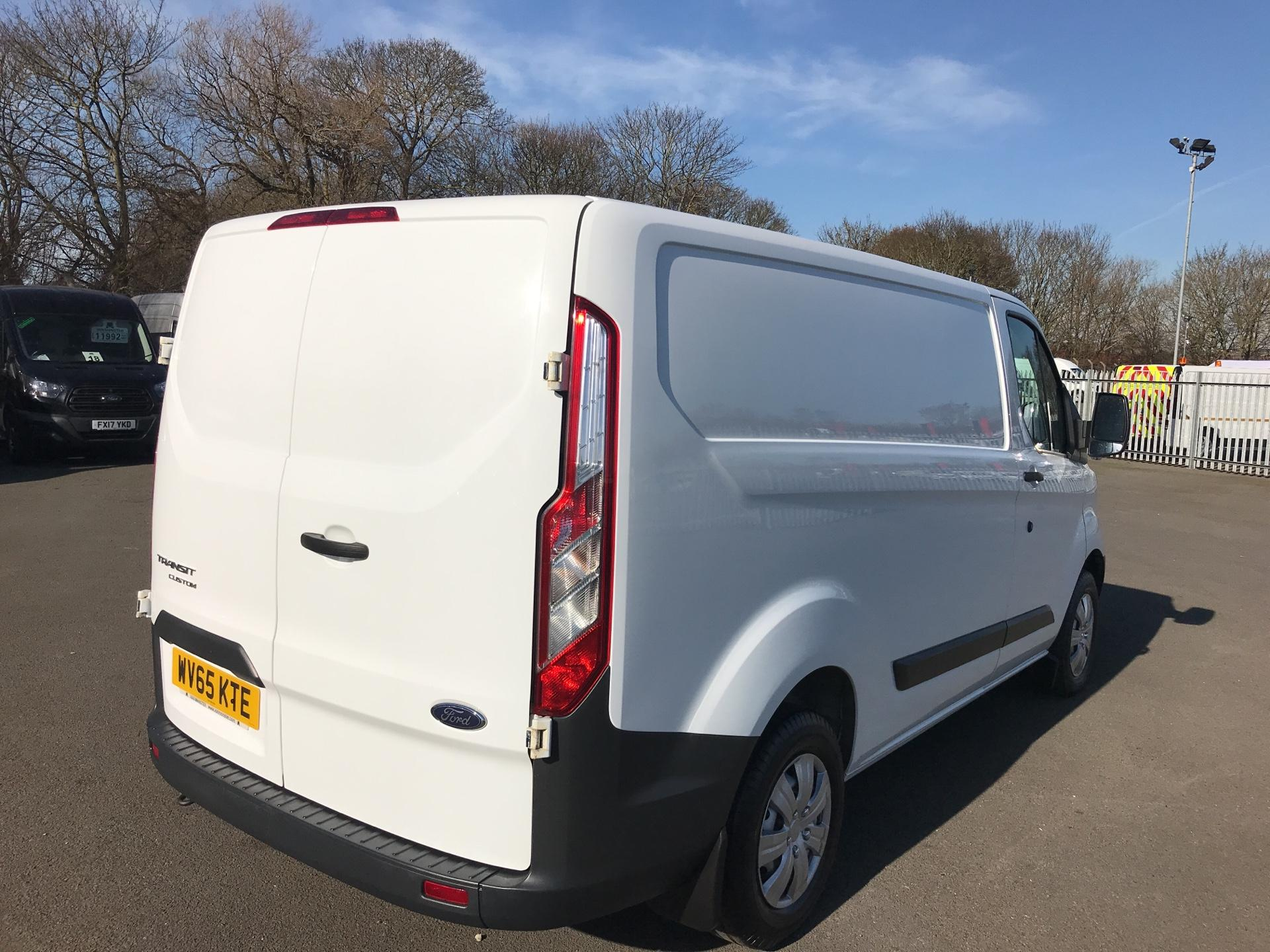 2015 Ford Transit Custom 290 L1 DIESEL FWD 2.2  TDCI 100PS LOW ROOF VAN EURO 5 (WV65KTE) Thumbnail 3