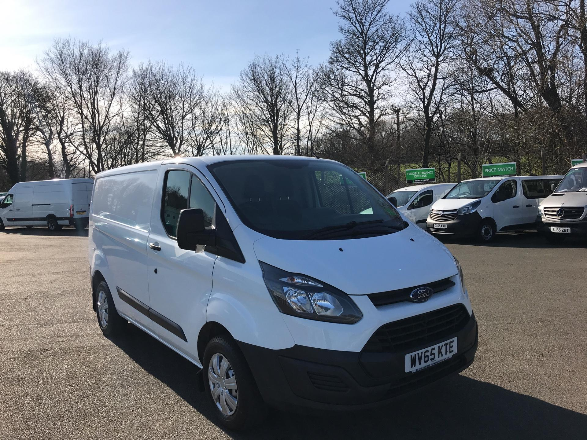 2015 Ford Transit Custom 290 L1 DIESEL FWD 2.2  TDCI 100PS LOW ROOF VAN EURO 5 (WV65KTE)