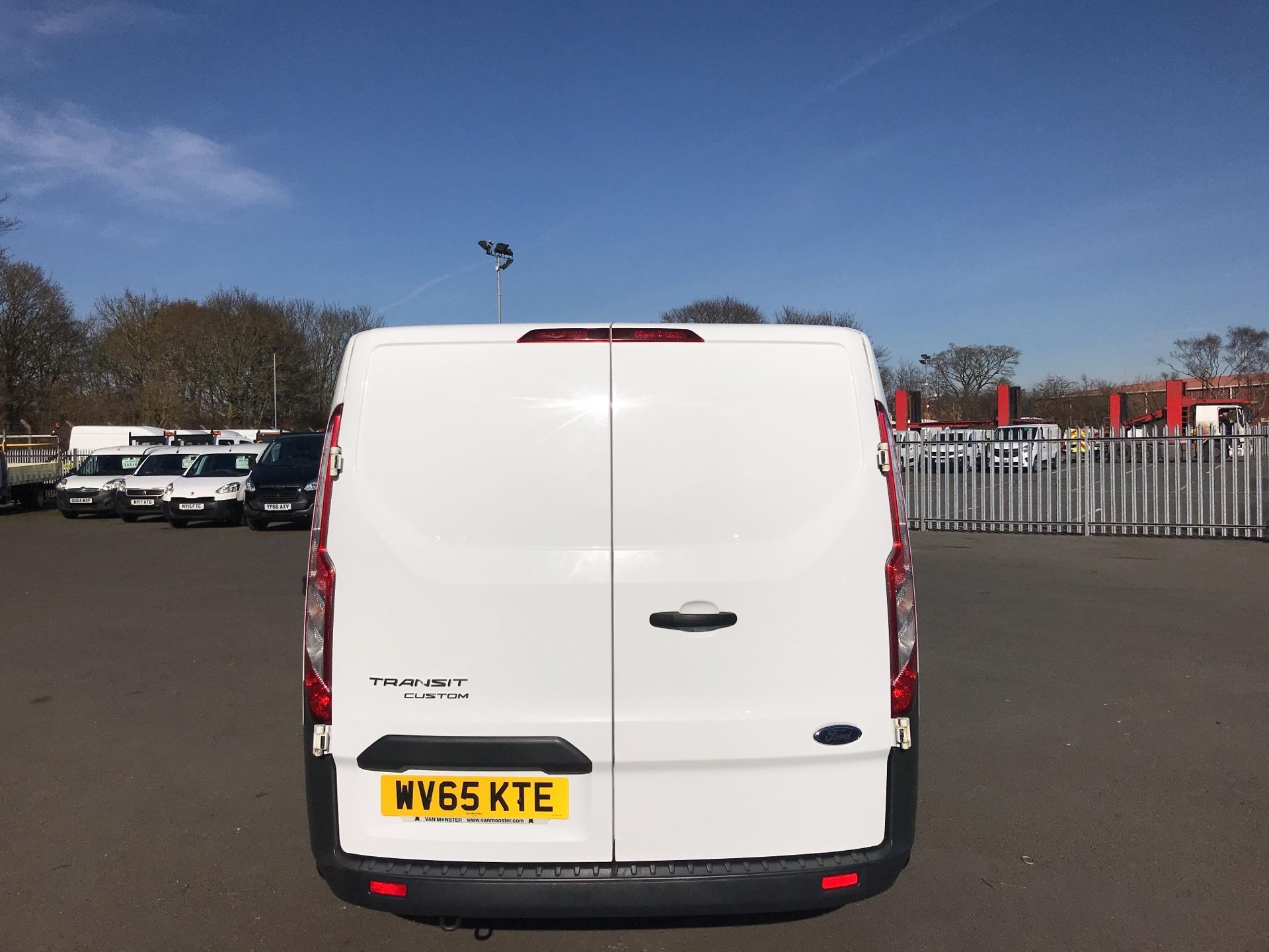 2015 Ford Transit Custom 290 L1 DIESEL FWD 2.2  TDCI 100PS LOW ROOF VAN EURO 5 (WV65KTE) Thumbnail 4