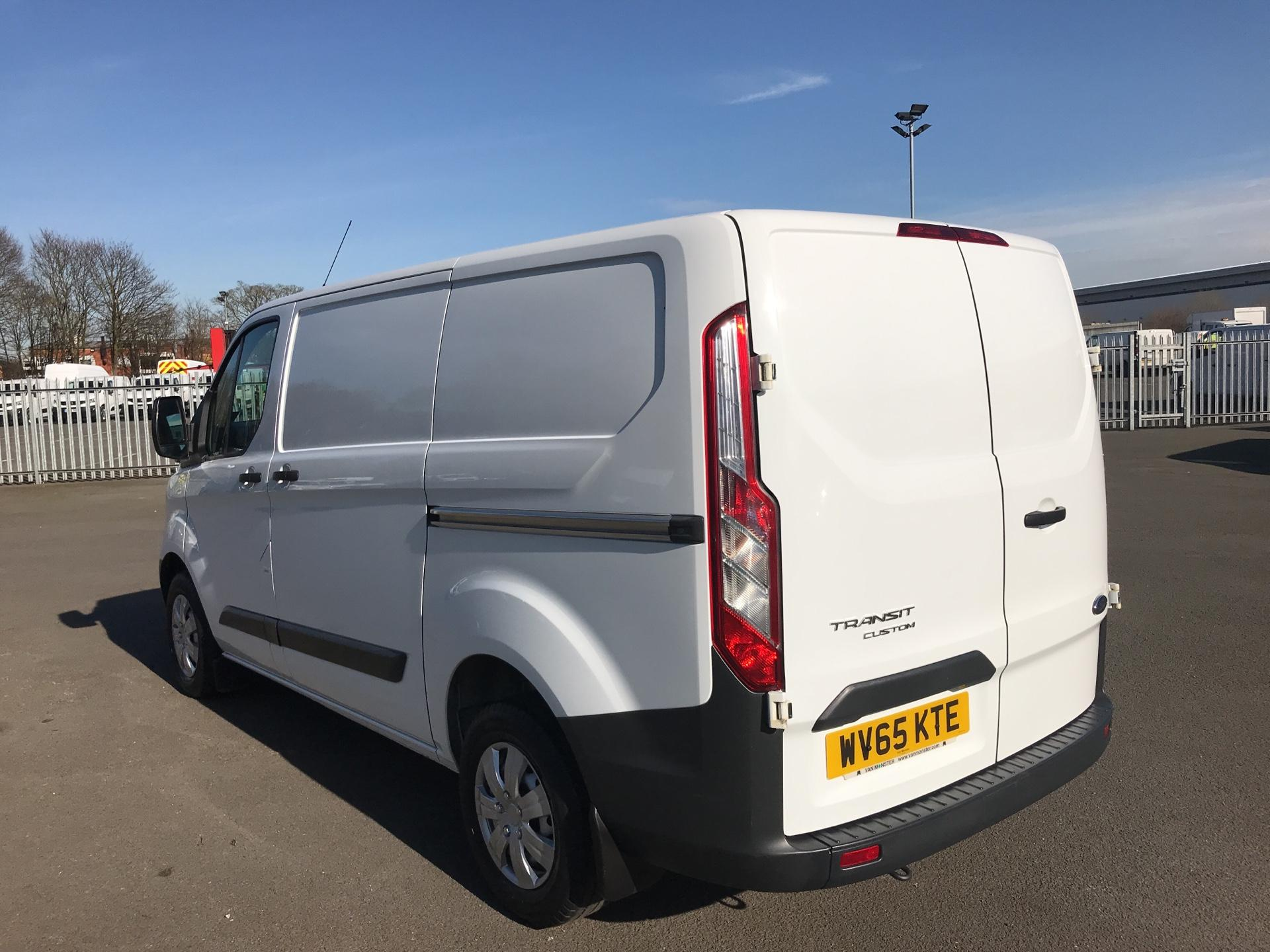 2015 Ford Transit Custom 290 L1 DIESEL FWD 2.2  TDCI 100PS LOW ROOF VAN EURO 5 (WV65KTE) Thumbnail 5