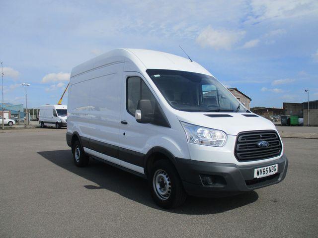 2015 Ford Transit 350 L3 H3 VAN 125PS EURO 5 (WV65NBG)
