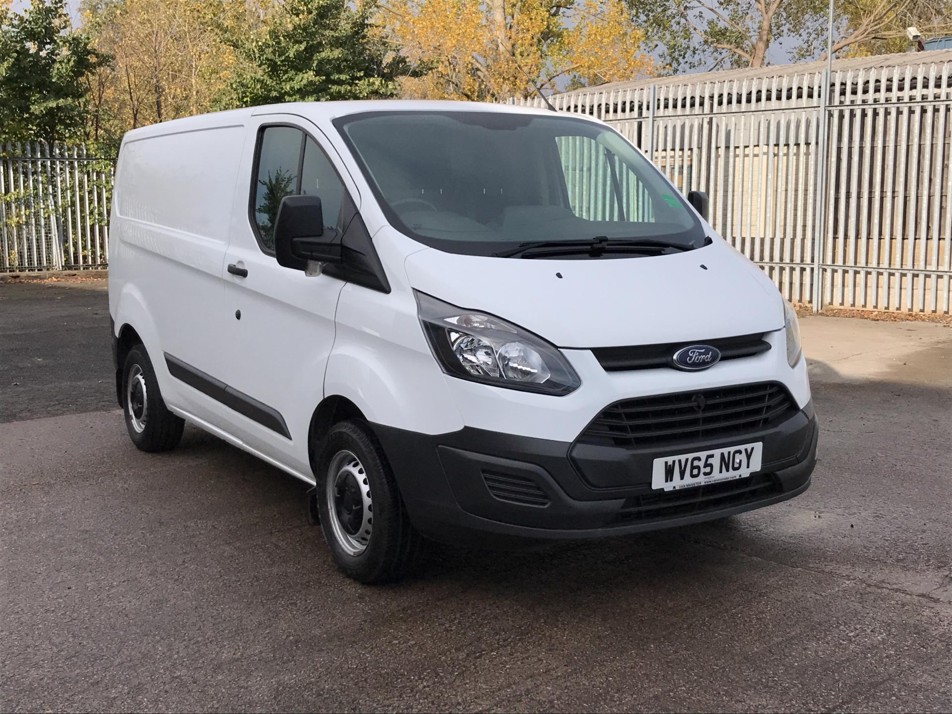 2015 ford transit custom 290 l1 diesel fwd 2 2tdci 100ps low roof van euro 5