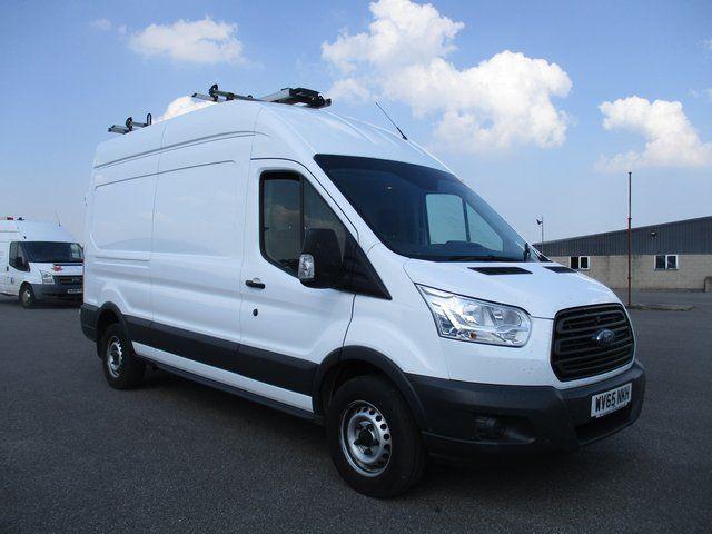 2015 Ford Transit 350 L3 H3 VAN 125PS EURO 5 (WV65NKH)