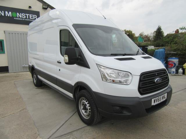 2015 Ford Transit 2.2 TDCI - 125Ps  L3 H3 Van -  EURO 5 (WV65NNL)