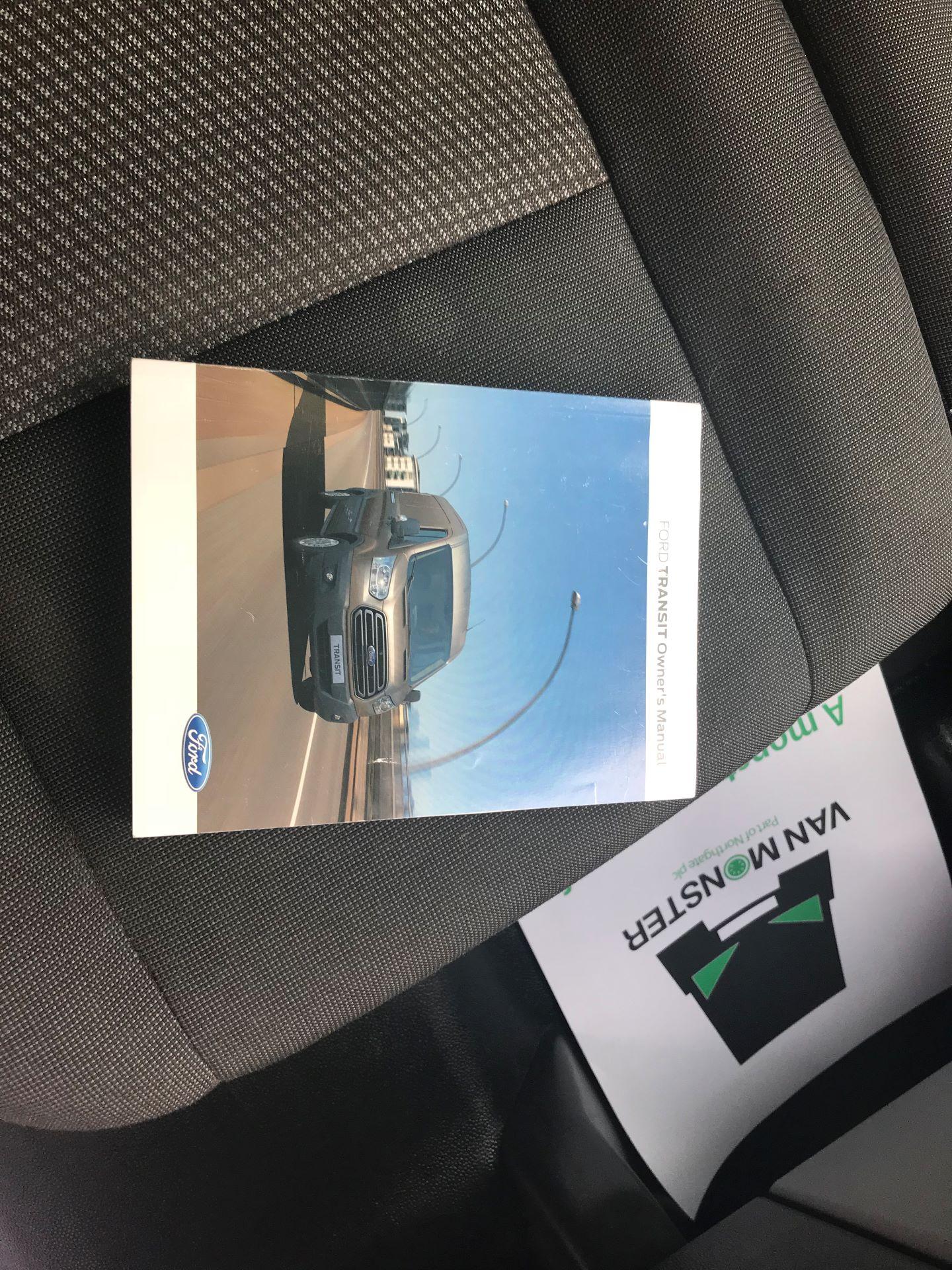 2015 Ford Transit 350 L4 LUTON 125PS EURO 5 (WV65VUD) Image 26