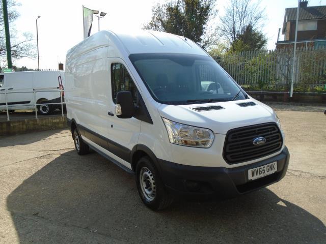 2015 Ford Transit 2.2 Tdci 125Ps H3 Van (WV65GNK)