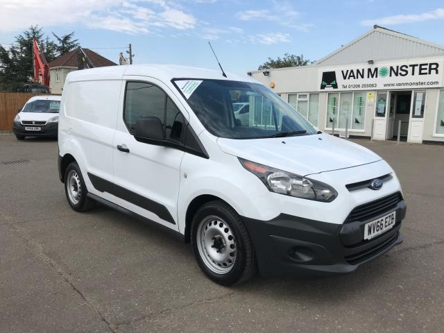2016 Ford Transit Connect 1.5 Tdci 75Ps Van (WV66EZB)
