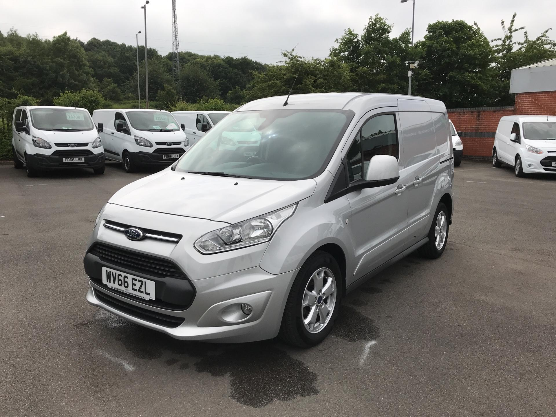 2016 Ford Transit Connect 1.5 Tdci 120Ps Limited Van EURO 6 (WV66EZL) Image 7