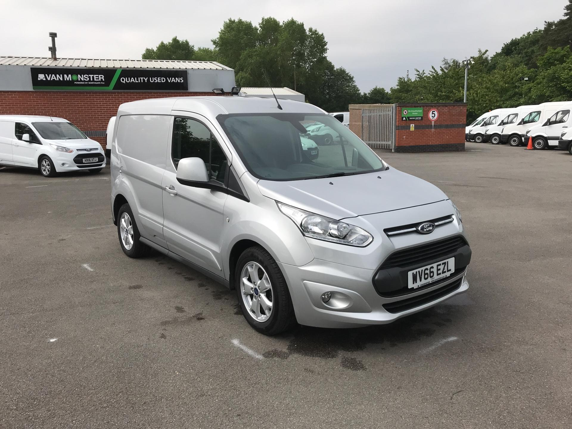 2016 Ford Transit Connect 1.5 Tdci 120Ps Limited Van EURO 6 (WV66EZL)