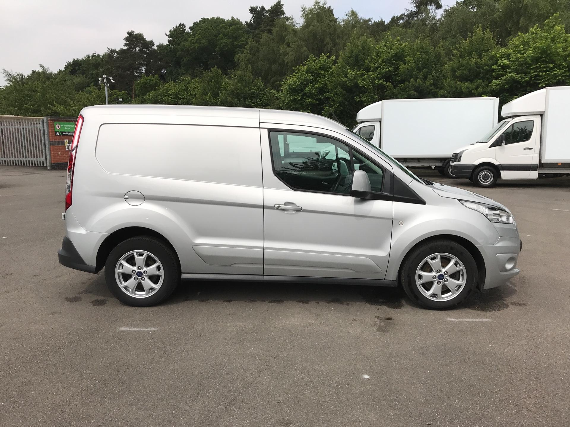2016 Ford Transit Connect 1.5 Tdci 120Ps Limited Van EURO 6 (WV66EZL) Image 2