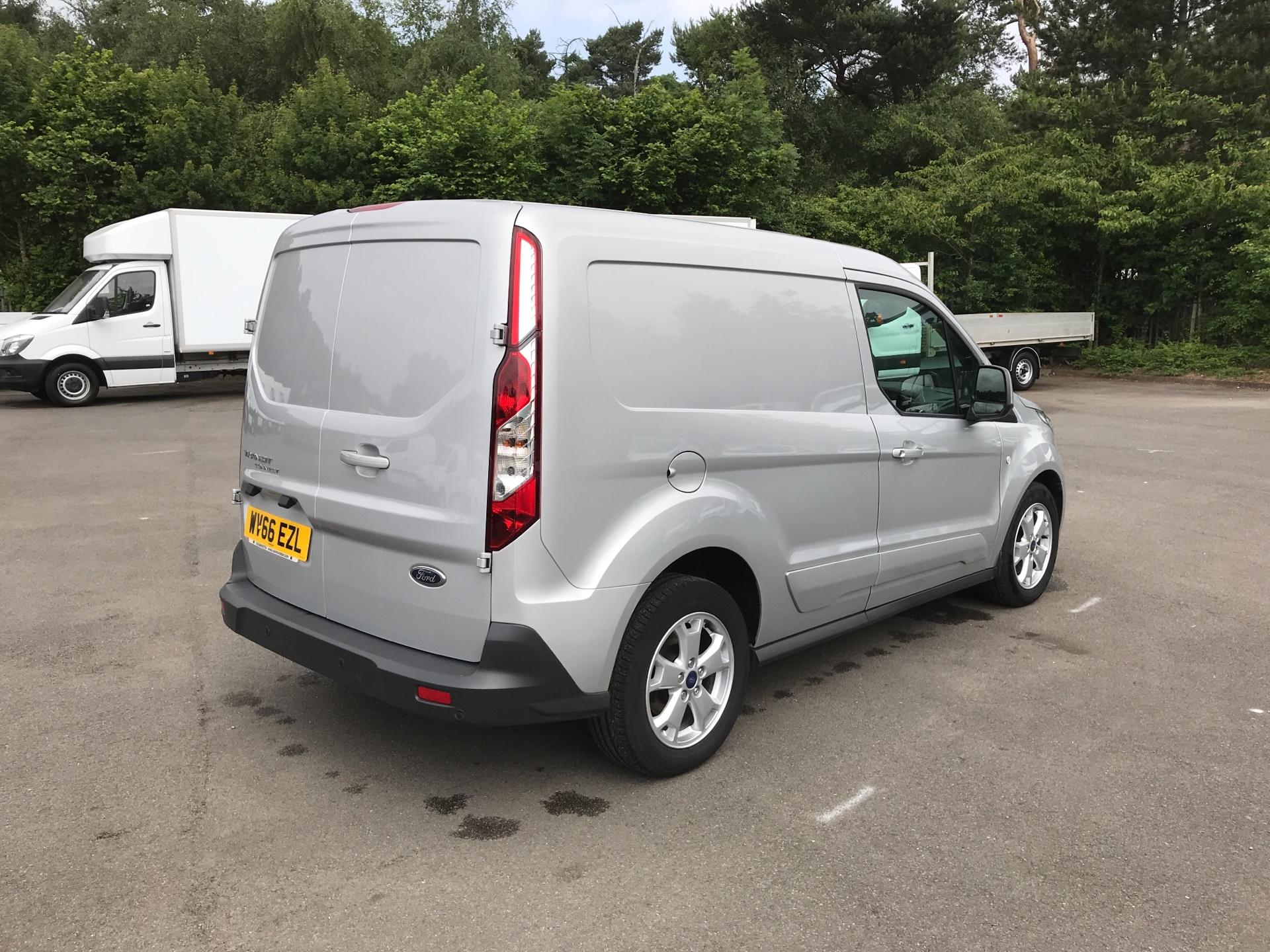 2016 Ford Transit Connect 1.5 Tdci 120Ps Limited Van EURO 6 (WV66EZL) Image 3