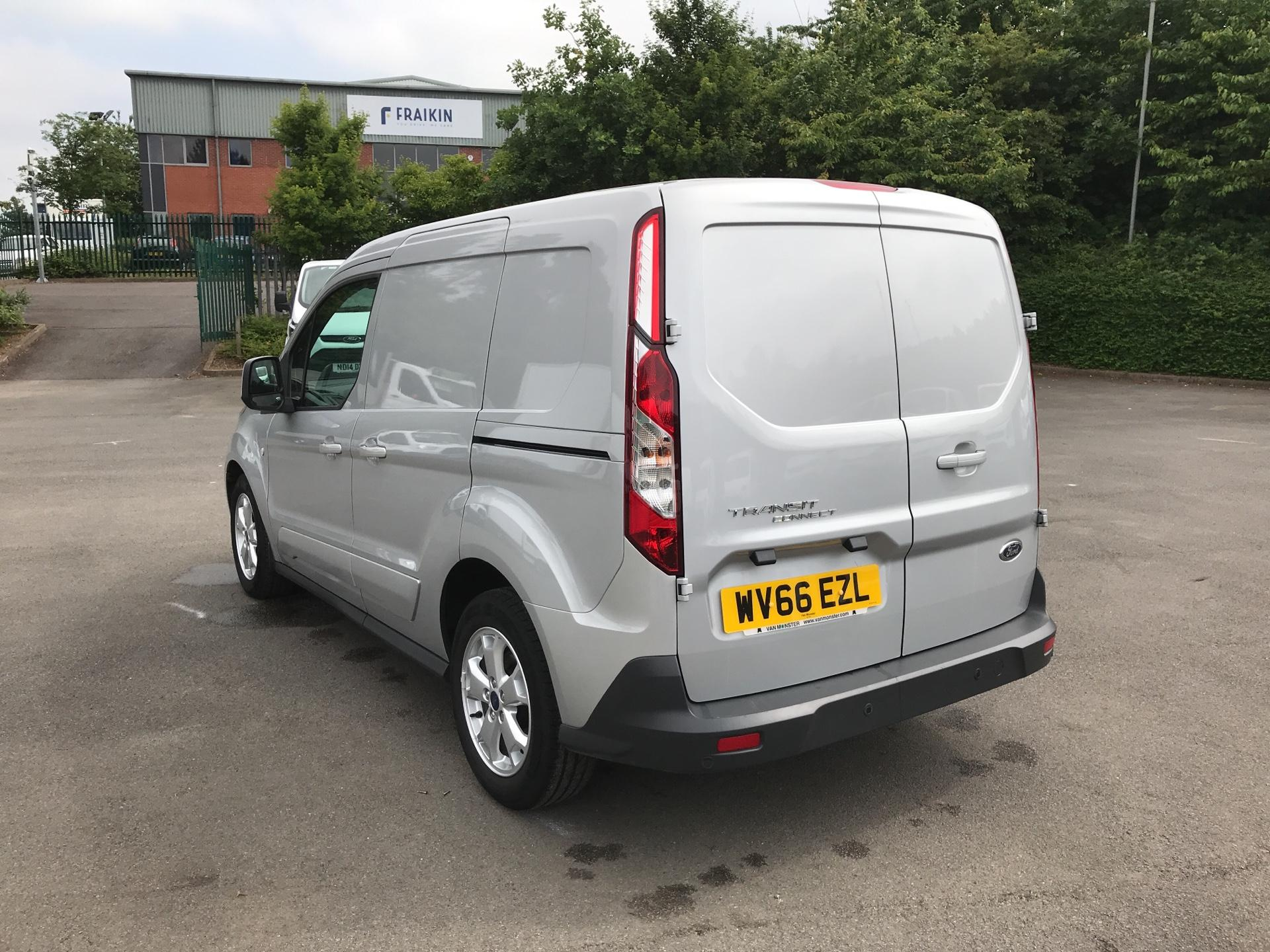 2016 Ford Transit Connect 1.5 Tdci 120Ps Limited Van EURO 6 (WV66EZL) Image 5