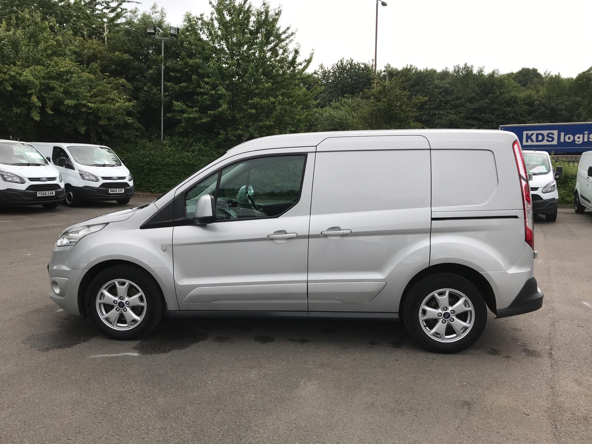 2016 Ford Transit Connect 1.5 Tdci 120Ps Limited Van EURO 6 (WV66EZL) Image 6
