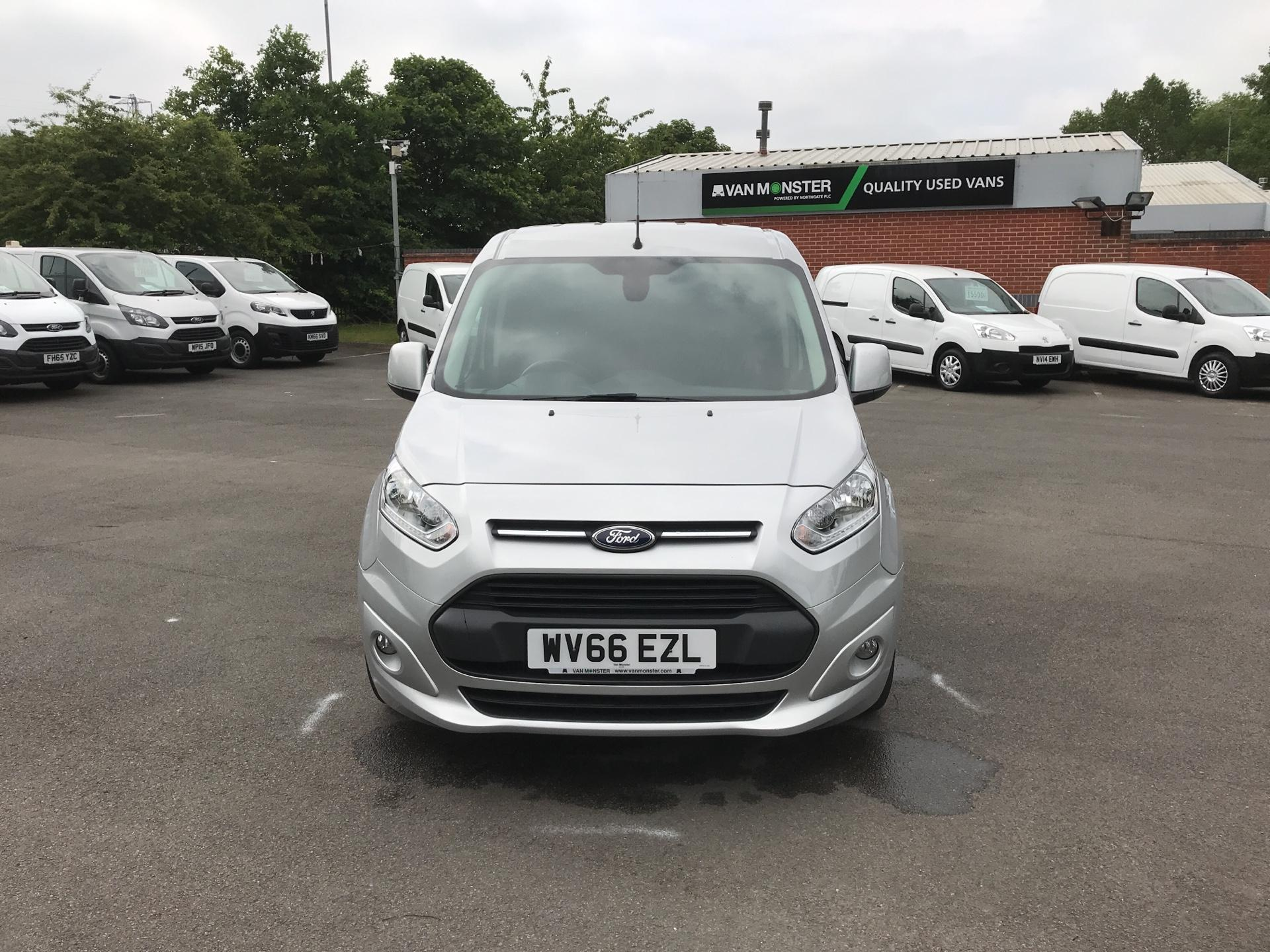 2016 Ford Transit Connect 1.5 Tdci 120Ps Limited Van EURO 6 (WV66EZL) Image 8