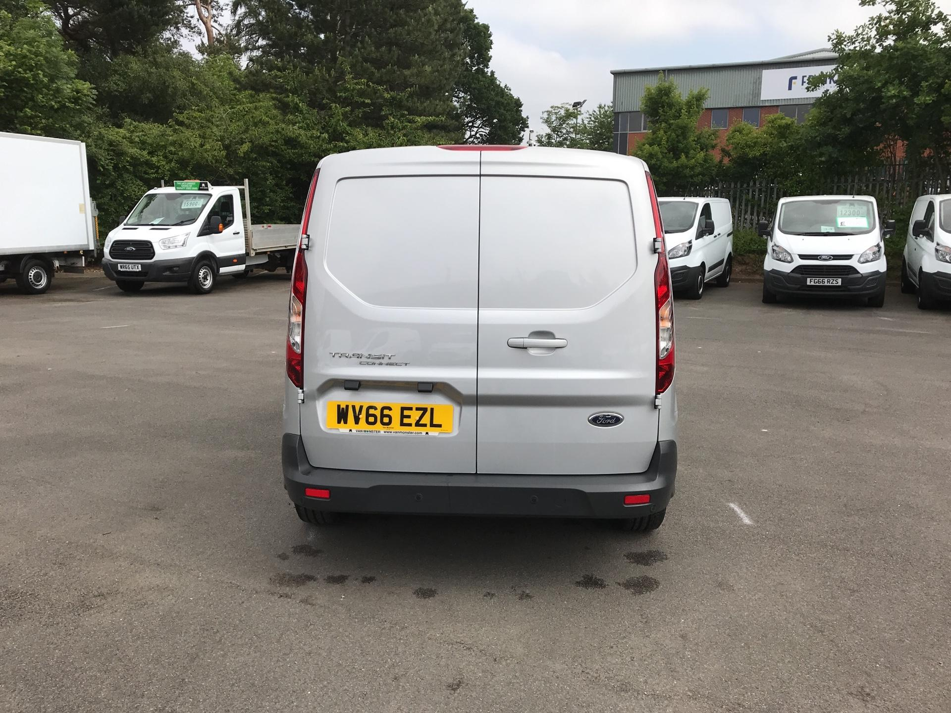 2016 Ford Transit Connect 1.5 Tdci 120Ps Limited Van EURO 6 (WV66EZL) Image 4