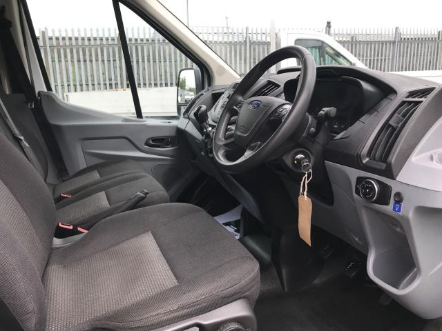 2017 Ford Transit T350 DOUBLE CAB TIPPER 130PS EURO 6 (WV67EZG) Image 15