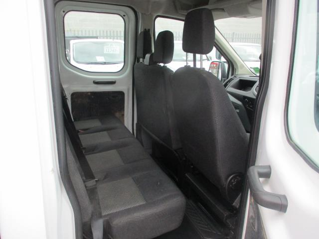 2017 Ford Transit  350 L3 DOUBLE CAB TIPPER 130PS EURO 6 (WV67FBB) Image 3