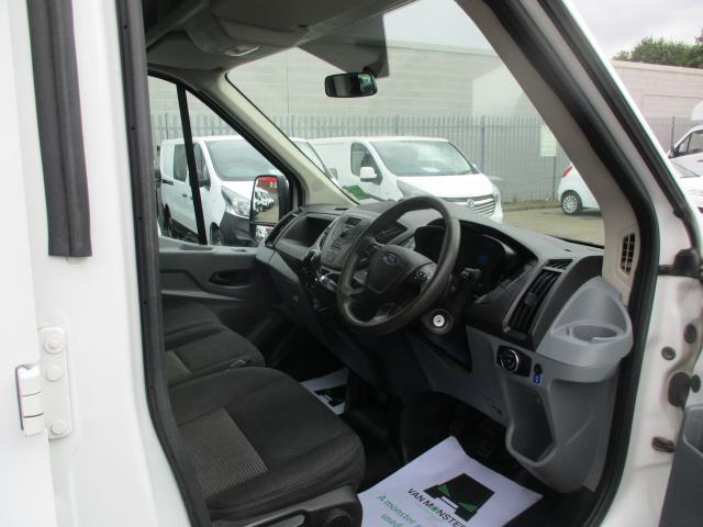 2017 Ford Transit  350 L3 DOUBLE CAB TIPPER 130PS EURO 6 (WV67FBB) Image 11
