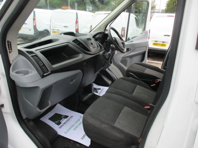 2017 Ford Transit  350 L3 DOUBLE CAB TIPPER 130PS EURO 6 (WV67FBB) Image 16