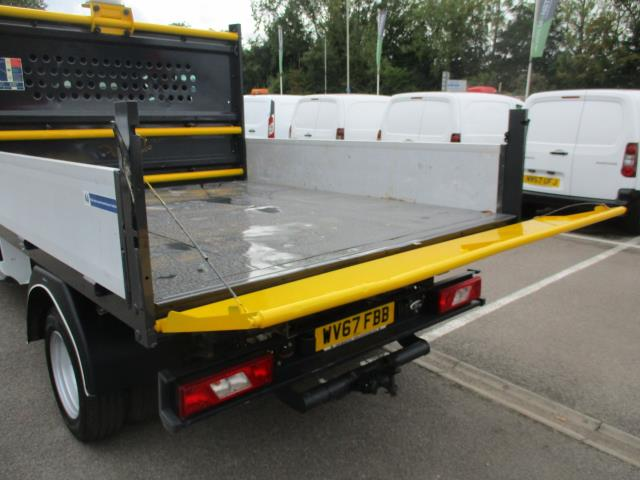 2017 Ford Transit  350 L3 DOUBLE CAB TIPPER 130PS EURO 6 (WV67FBB) Image 27