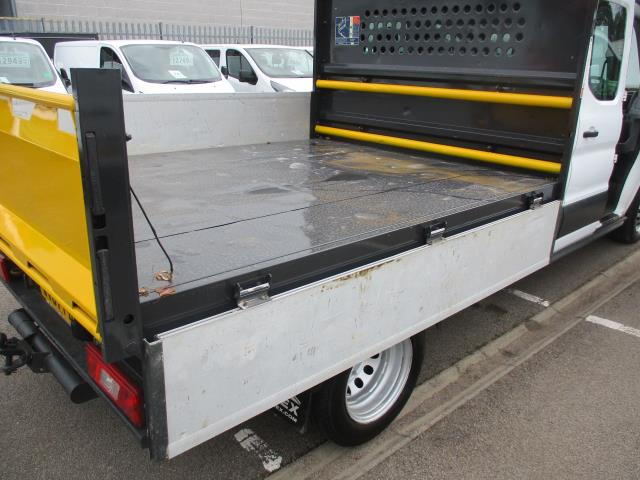 2017 Ford Transit  350 L3 DOUBLE CAB TIPPER 130PS EURO 6 (WV67FBB) Image 26
