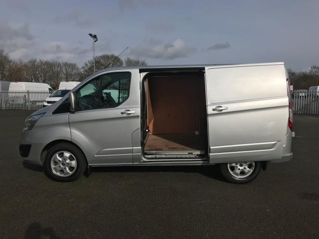 2017 Ford Transit Custom 2.0 Tdci 130PS LOW ROOF LIMITED EURO 6 (WV67OCP) Image 5
