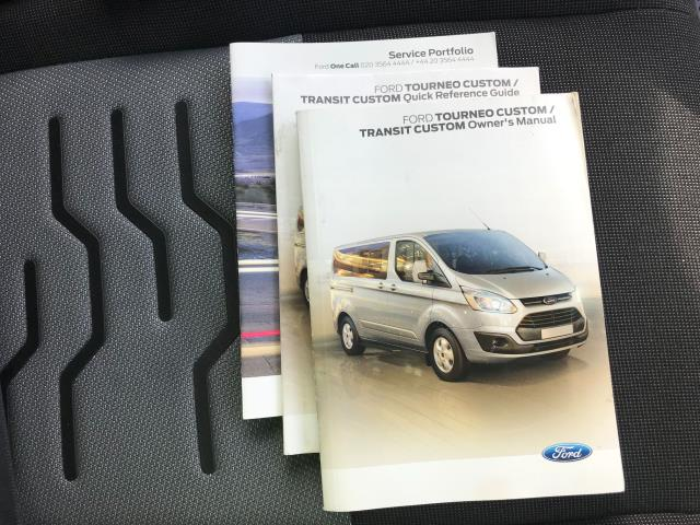 2017 Ford Transit Custom 2.0 Tdci 130PS LOW ROOF LIMITED EURO 6 (WV67OCP) Image 32