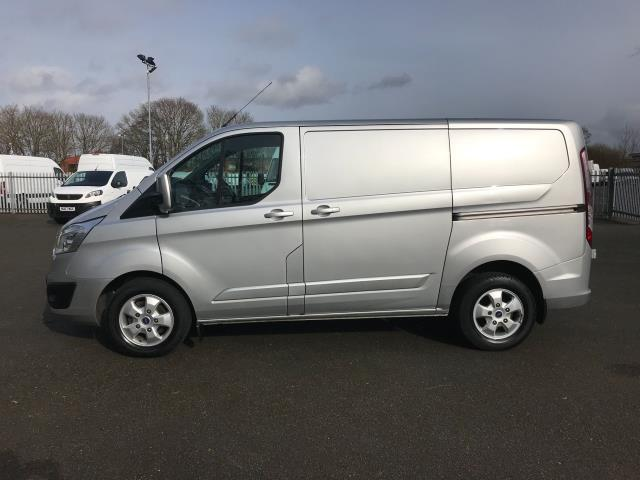 2017 Ford Transit Custom 2.0 Tdci 130PS LOW ROOF LIMITED EURO 6 (WV67OCP) Image 4