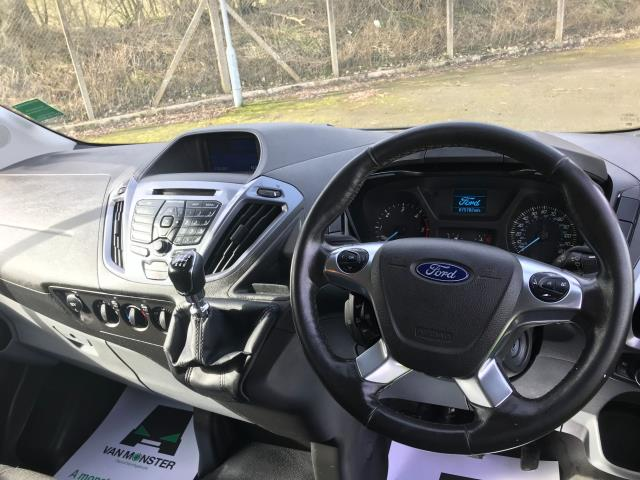 2017 Ford Transit Custom 2.0 Tdci 130PS LOW ROOF LIMITED EURO 6 (WV67OCP) Image 18
