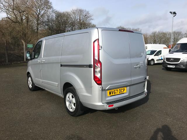 2017 Ford Transit Custom 2.0 Tdci 130PS LOW ROOF LIMITED EURO 6 (WV67OCP) Image 6
