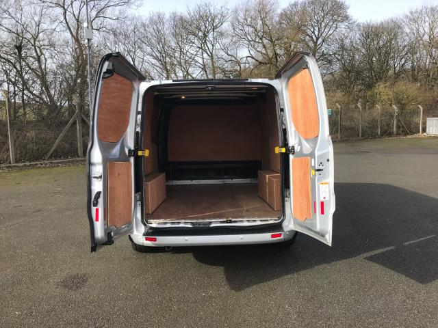 2017 Ford Transit Custom 2.0 Tdci 130PS LOW ROOF LIMITED EURO 6 (WV67OCP) Image 8