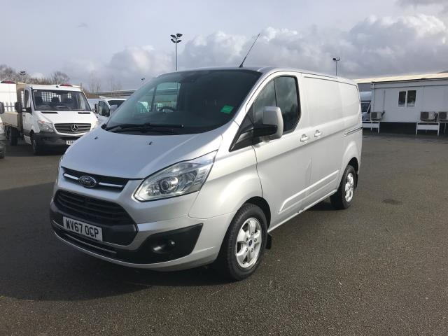 2017 Ford Transit Custom 2.0 Tdci 130PS LOW ROOF LIMITED EURO 6 (WV67OCP) Image 3