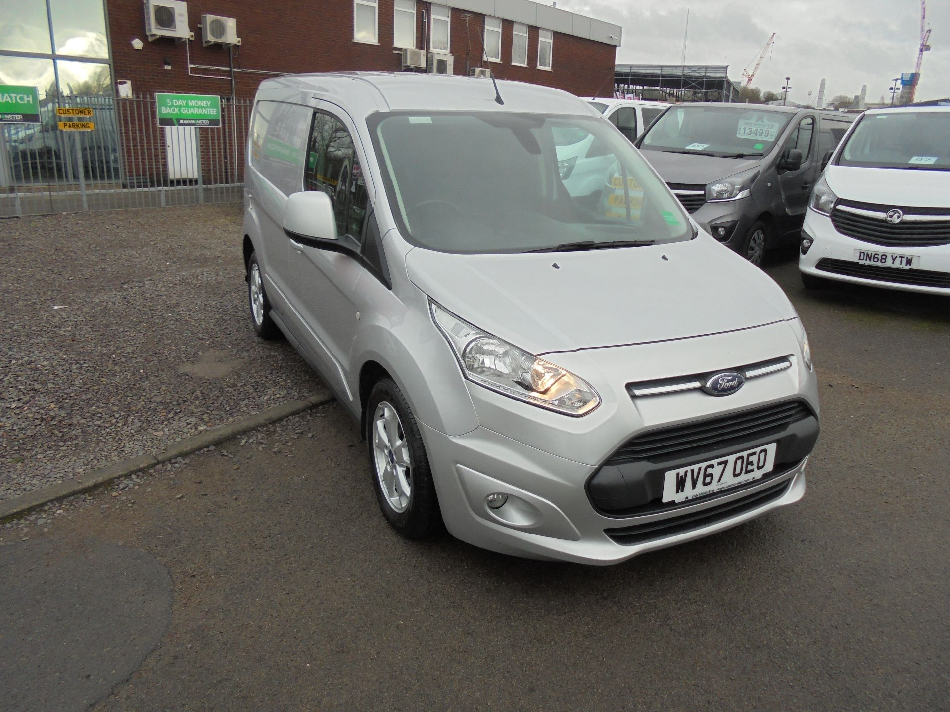 2017 Ford Transit Connect 200 L1 1.5 TDCI 120PS LIMITED  (WV67OEO)
