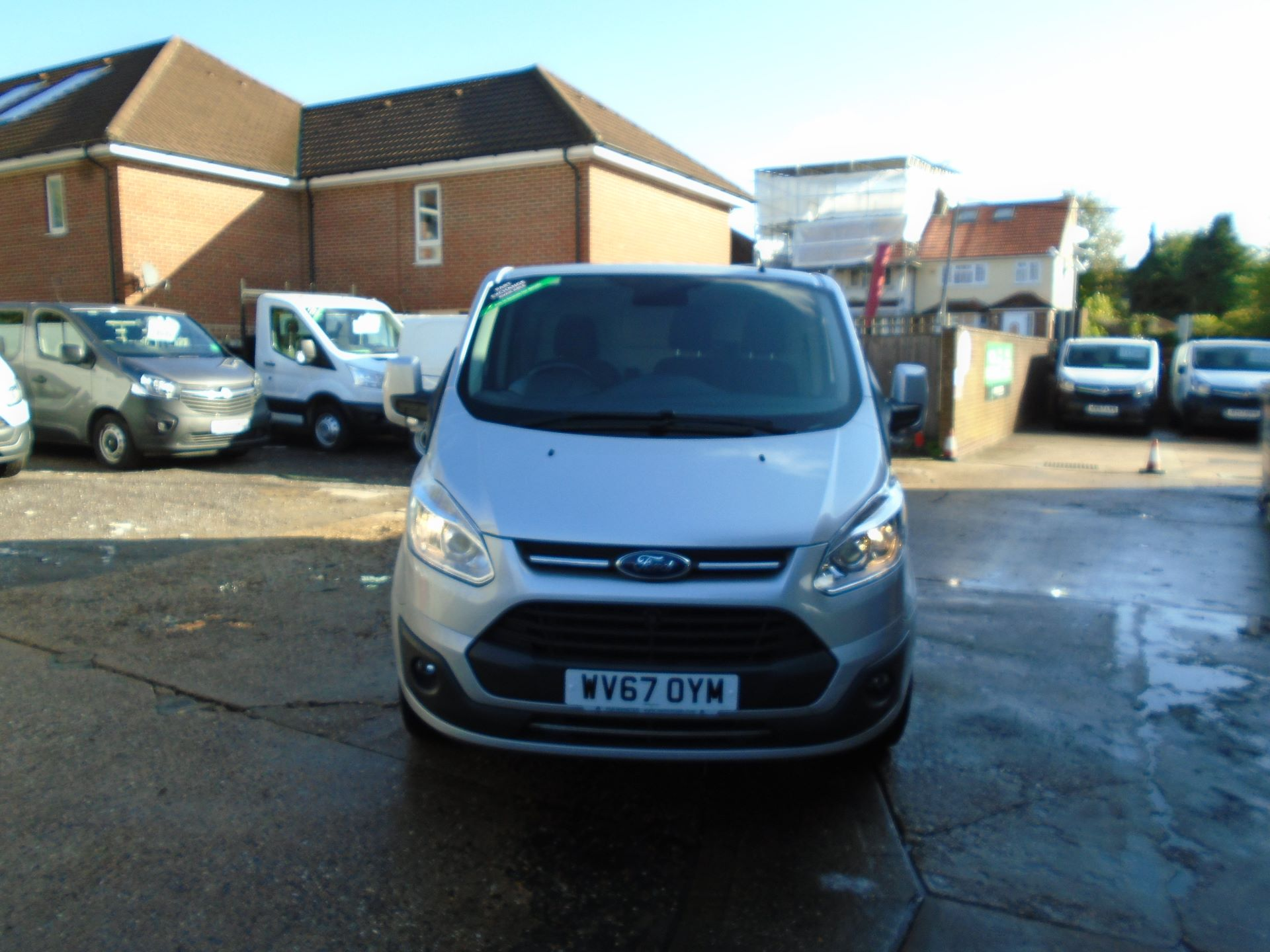 2017 Ford Transit Custom 2.0 Tdci 130Ps Low Roof Limited Van(EURO6) (WV67OYM)