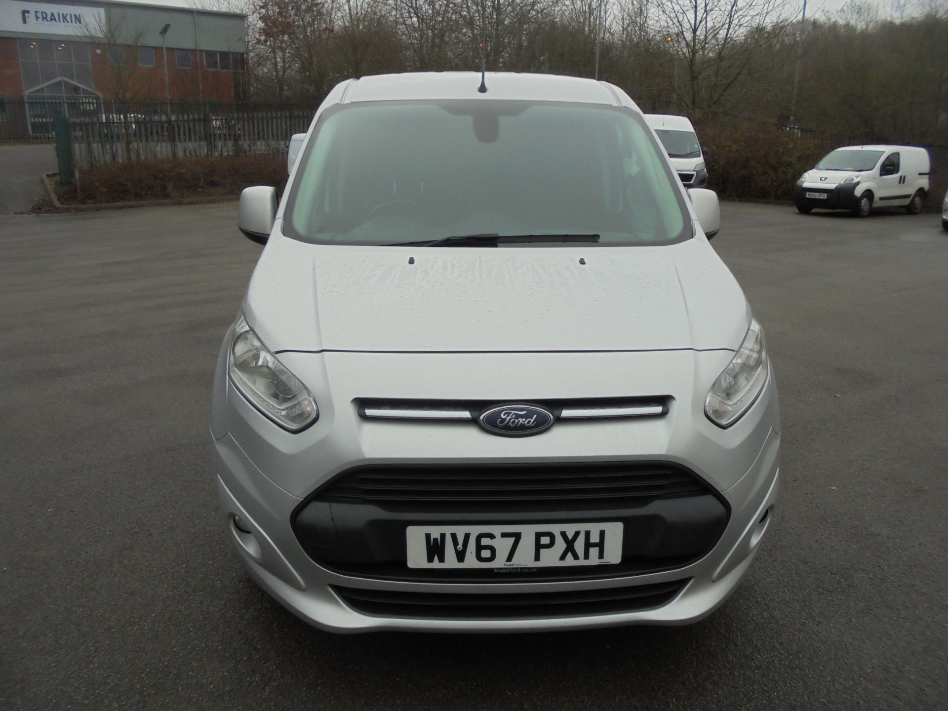 2017 Ford Transit Connect 1.5 Tdci 120Ps Limited Van (WV67PXH) Image 2