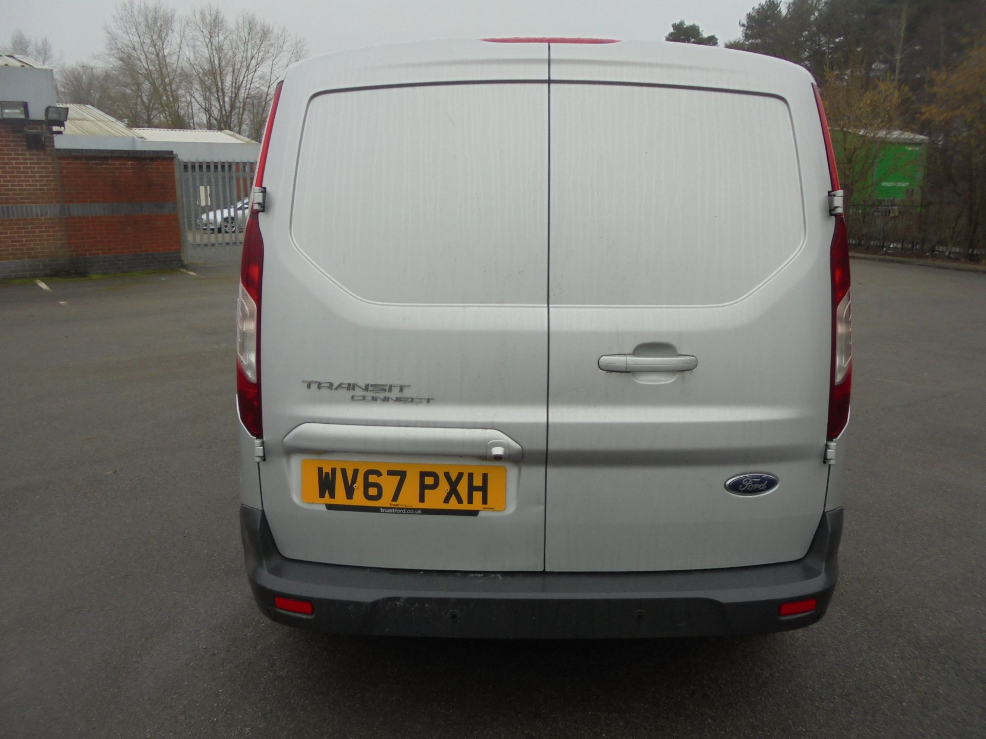 2017 Ford Transit Connect 1.5 Tdci 120Ps Limited Van (WV67PXH) Image 8