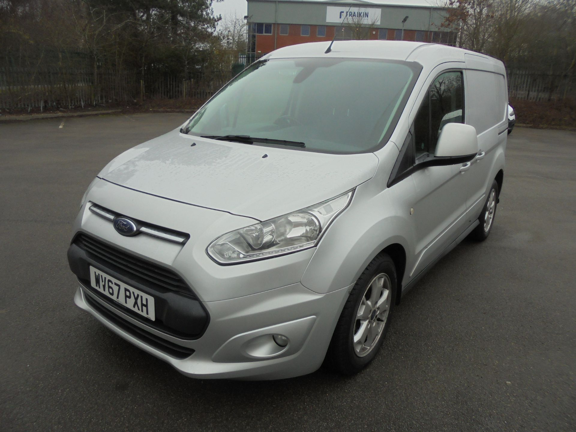 2017 Ford Transit Connect 1.5 Tdci 120Ps Limited Van (WV67PXH) Image 3