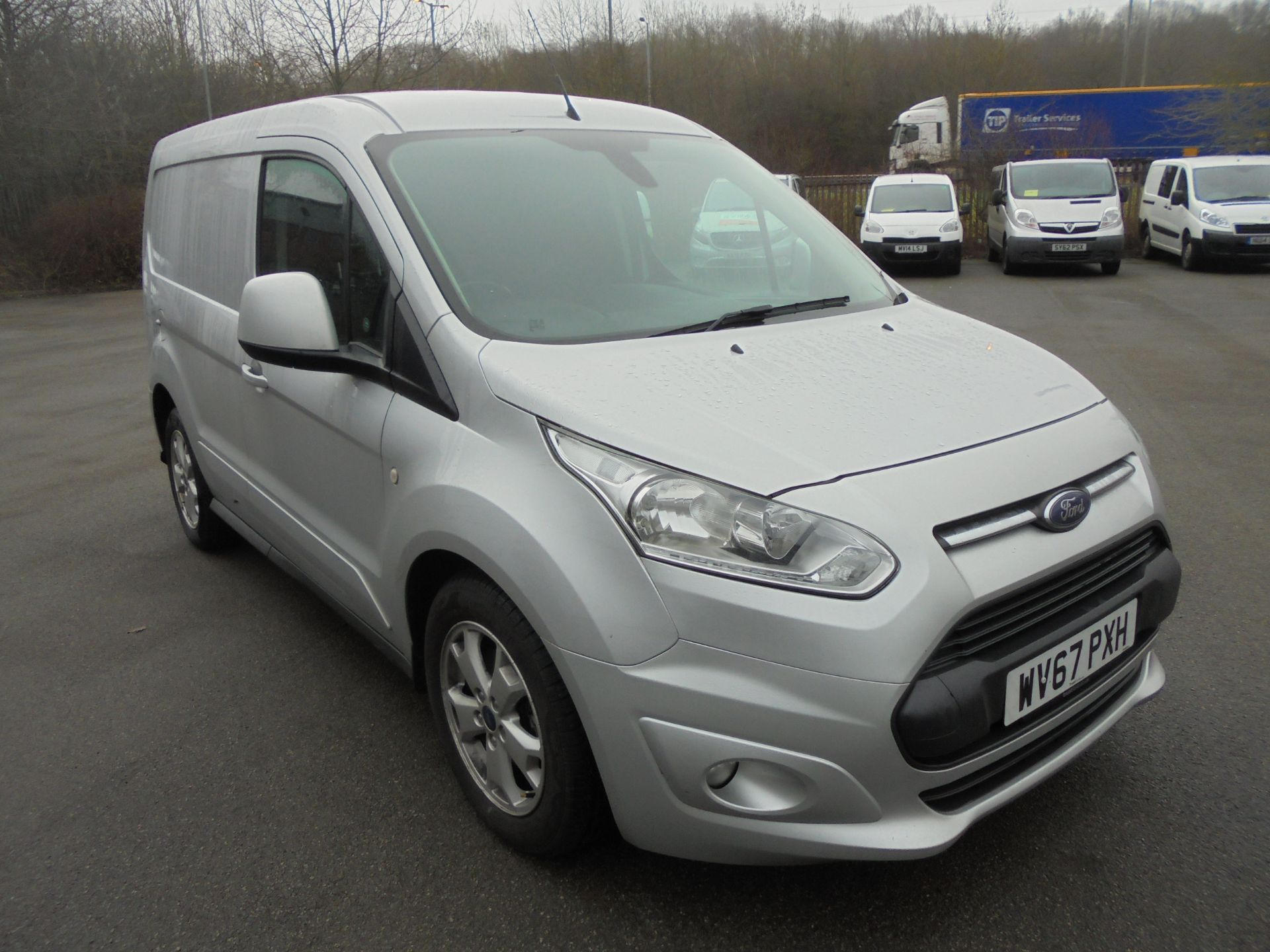 2017 Ford Transit Connect 1.5 Tdci 120Ps Limited Van (WV67PXH)