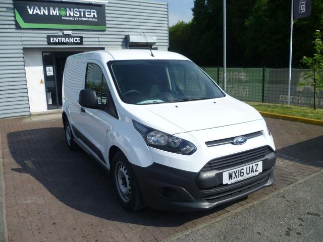 2016 Ford Transit Connect 200 L1 Diesel 1.6 TDCi 75PS Van  EURO 5 (WX16UAZ)