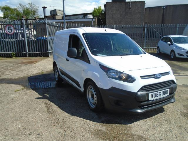 2016 Ford Transit Connect  200 L1 Diesel 1.5 TDCi 75PS Van EURO 6 (WU66UBO)