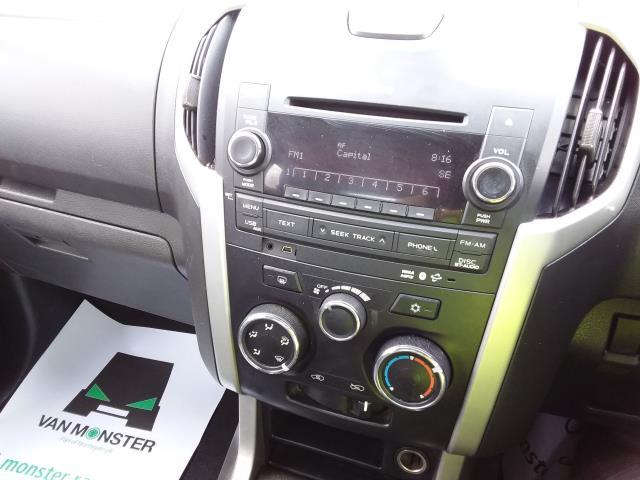 2015 Isuzu D-Max 2.5Td Yukon Extended Cab 4X4 (YA15XYJ) Image 16
