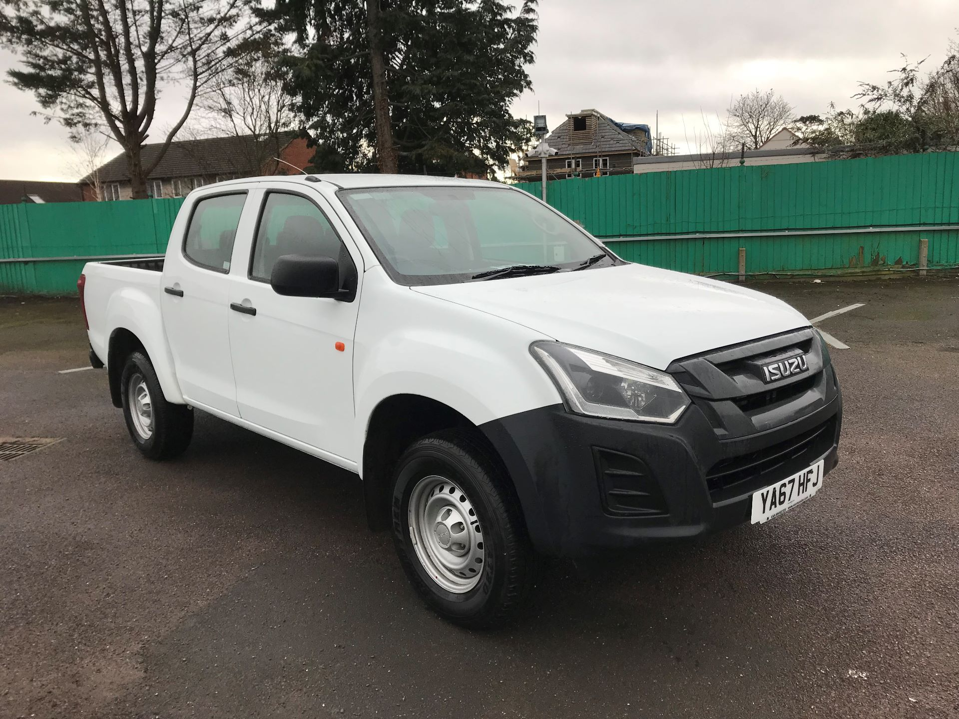 2018 Isuzu D-Max   1.9 DOUBLE CAB 4 X 4 PICK - UP  EURO 6 (YA67HFJ)