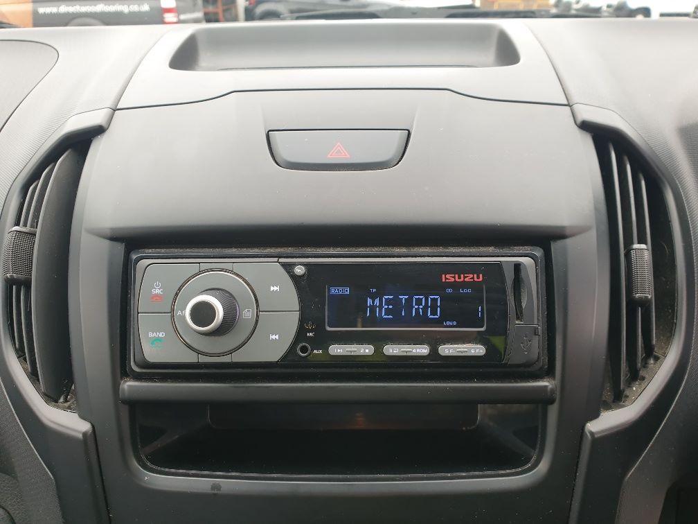 2018 Isuzu D-Max 1.9 Double Cab 4X4 (YA67HGP) Image 22