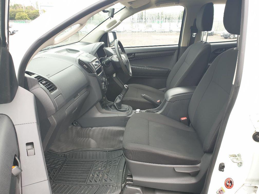 2018 Isuzu D-Max 1.9 Double Cab 4X4 (YA67HGP) Image 5