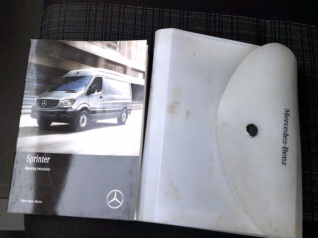 2017 Mercedes-Benz Sprinter 314Cdi MWB High Roof 3.5T Van (YA67WSL) Image 22