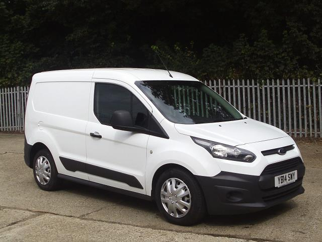 2014 Ford Transit Connect  200 L1 Diesel 1.6 TDCi 75PS Van  EURO 5 (YB14SWY)