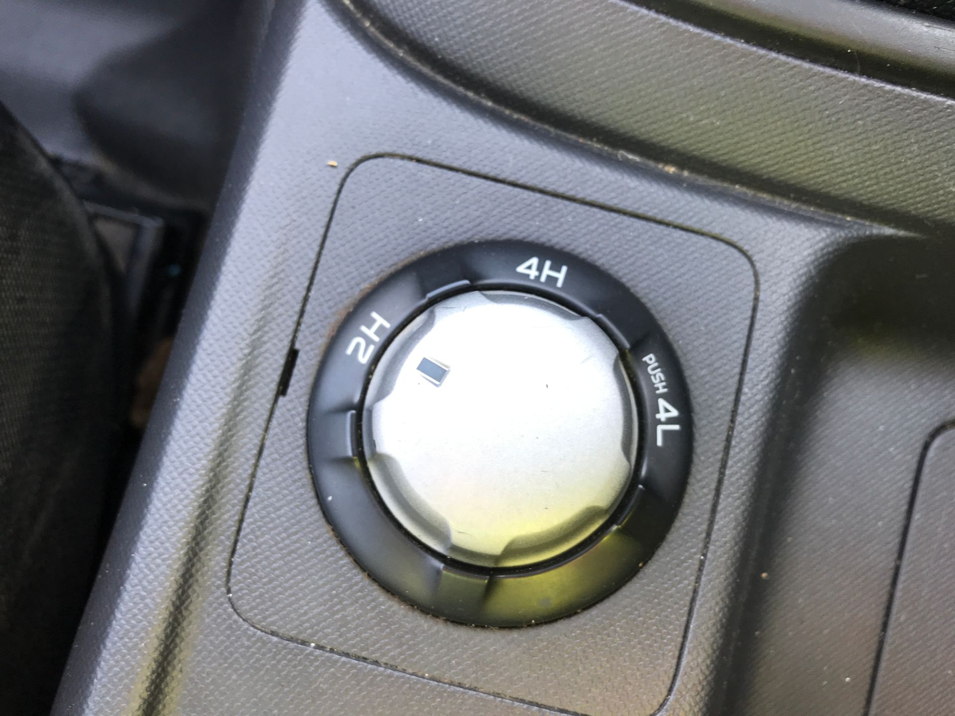 2015 Isuzu D-Max DOUBLE CAB 4X4 2.5TD 163PS EURO 5, AIR CON (YB65DJF) Image 22