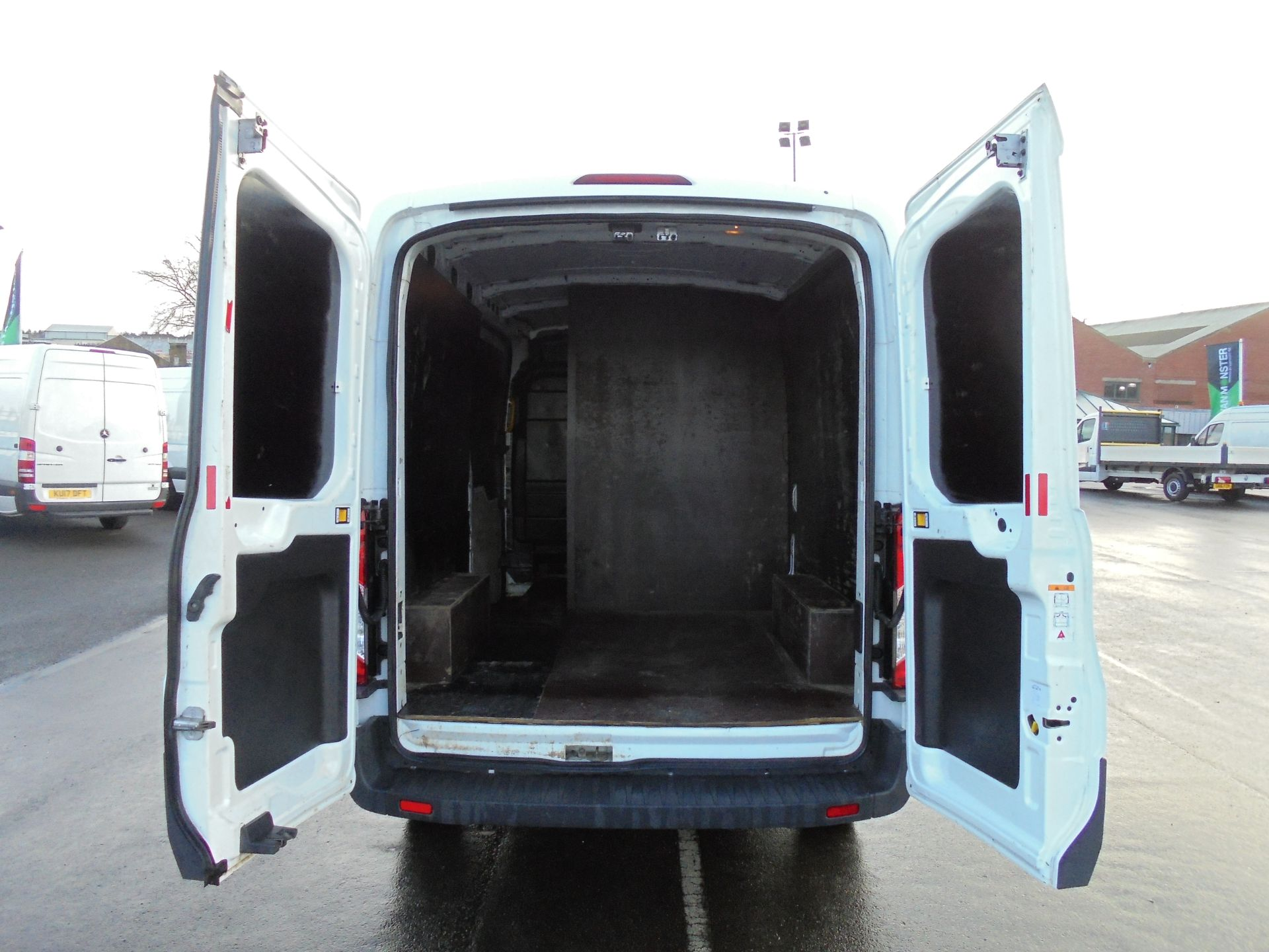 2016 Ford Transit 350 2.2 Tdci 125Ps L3 H2 Van Aftermarket Alarm and Security Locks (YB66WYX) Image 25