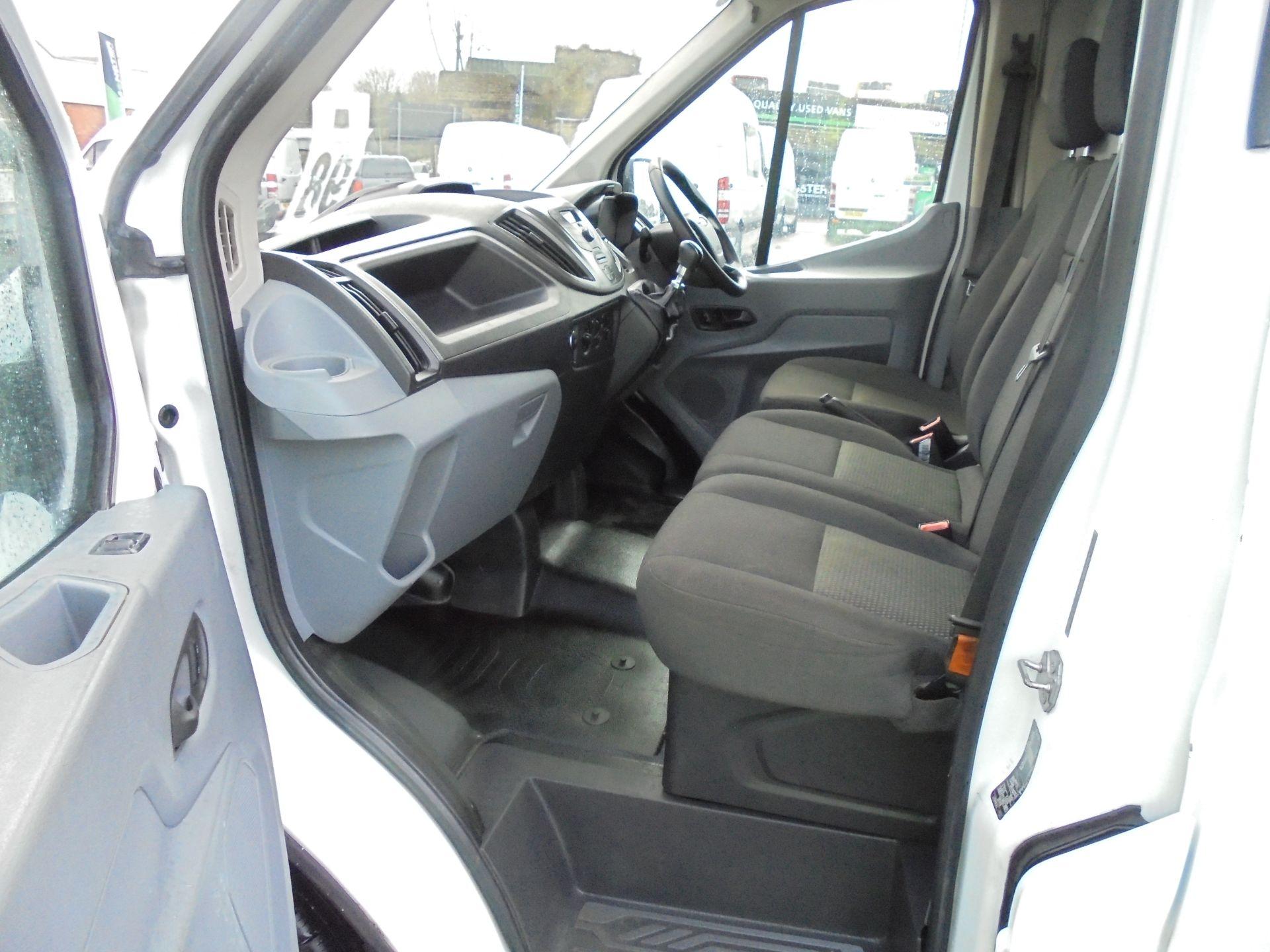 2016 Ford Transit 350 2.2 Tdci 125Ps L3 H2 Van Aftermarket Alarm and Security Locks (YB66WZN) Image 19
