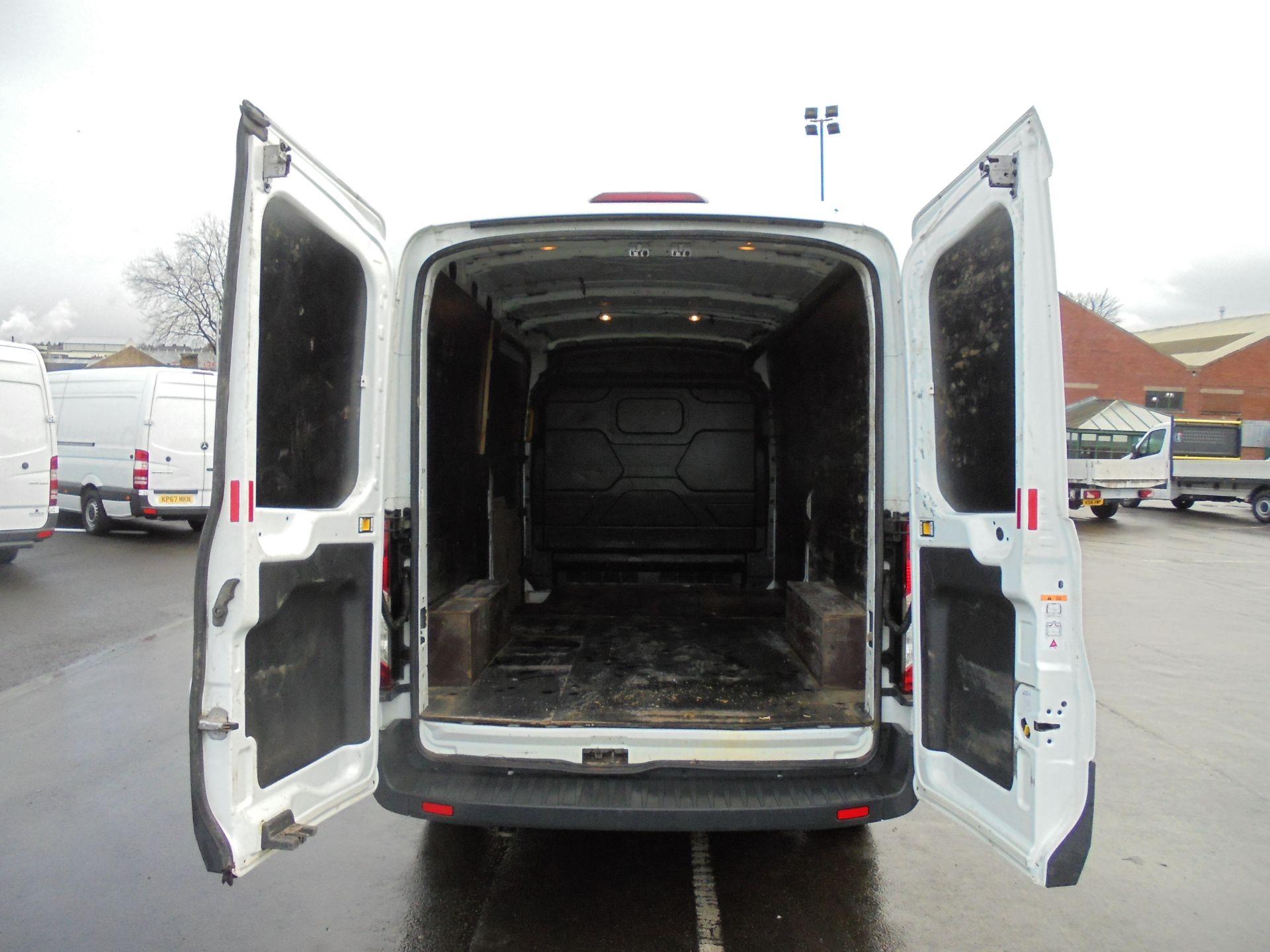 2016 Ford Transit 350 2.2 Tdci 125Ps L3 H2 Van Aftermarket Alarm and Security Locks (YB66WZN) Image 22